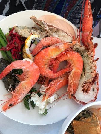 Brighton le Sands, Australia: Seafood Buffet - So Fresh!