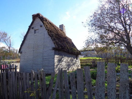 Plimoth Plantation: Home in Plimoth