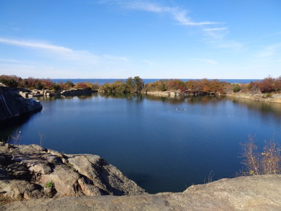 Rockport, Массачусетс: Halibut Point State Park