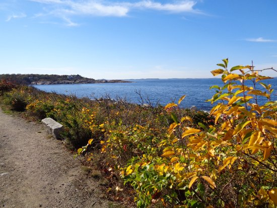 Rockport, MA: Halibut Point State Park