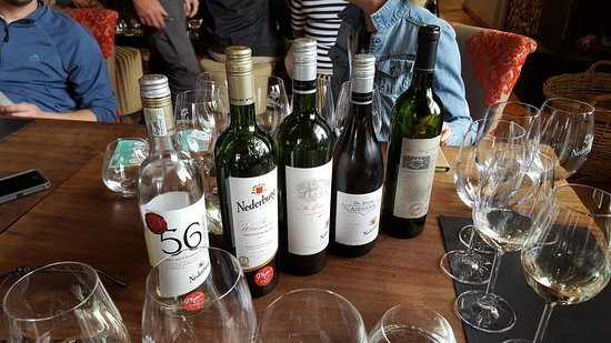 Nederburg Wines: our tastings