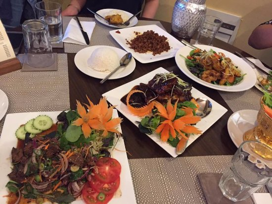 Rangiora, New Zealand: Luscious servings