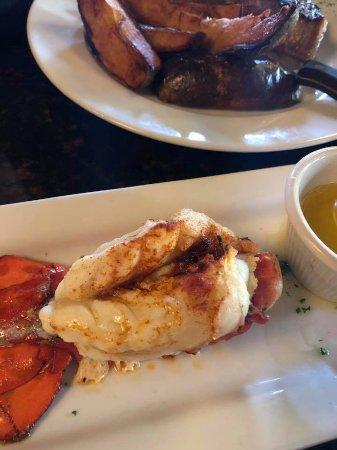 Springfield, VT: Lobster tail