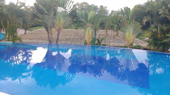 Hotel Villa Mercedes Palenque : alberca