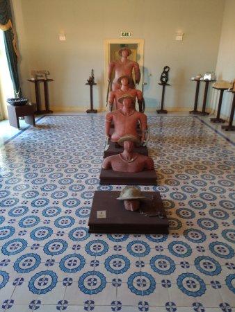 Museo Civico delle Ceramiche: MUDIS-Museo della ceramica - Palazzo Trabia