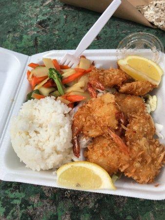 Honokowai Okazuya & Deli : Coconut Shrimp