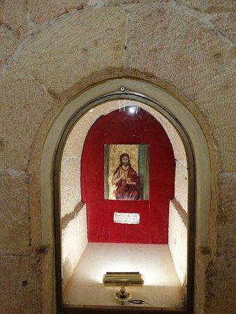 Iglesia de la Vera Cruz: Jesus