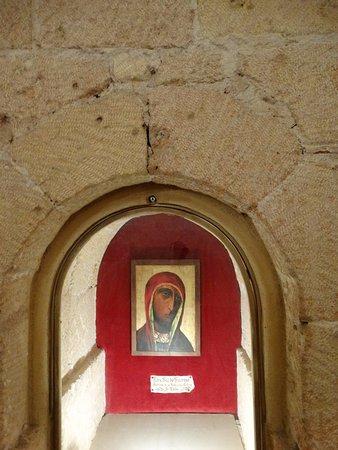 Iglesia de la Vera Cruz: Holly Virgin