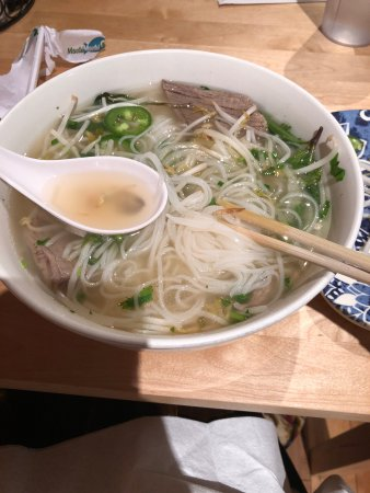 Picture of pho pho vietnamese sushi for Asian cuisine hoover al