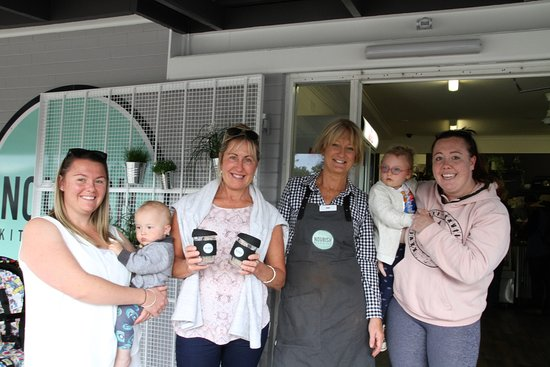 Nowra, Avustralya: Great cafe for mums and bubs