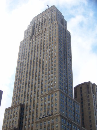 Carew Tower, 1930. French Art Deco