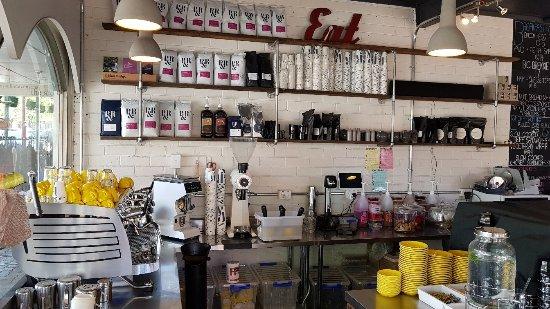 Tumut, Australien: The Coffee Pedaler