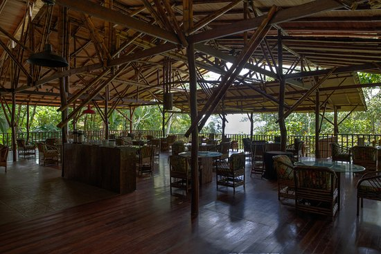 Osa Peninsula, Costa Rica: The restaurant