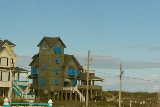 Meet Hatteras Island's Most Famous Vacation Home: The Inn at Rodanthe |  Outer Beaches Realty