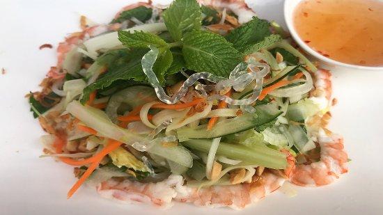 Morgan Hill, Californien: Crystal Salad