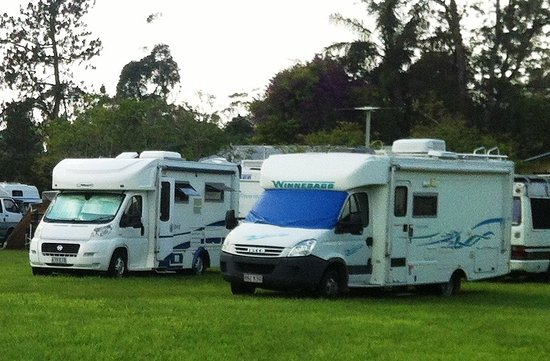 Cooroy, Australia: Fully self contained vehicles only.