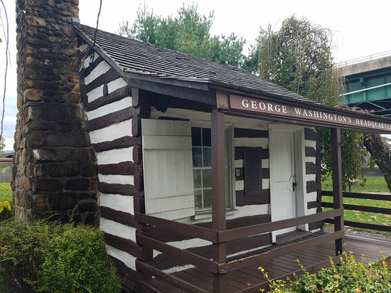 Cumberland, Мэриленд: George Washington's Headquarters