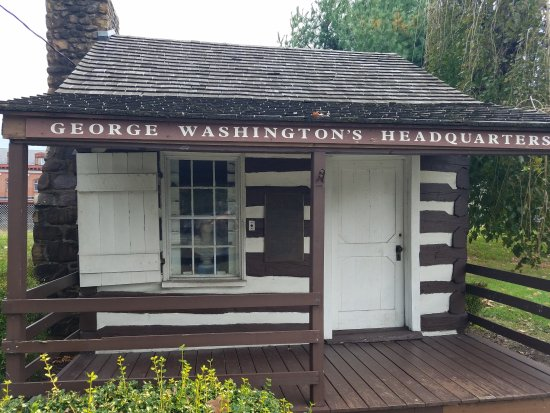 Cumberland, MD: George Washington's Headquarters