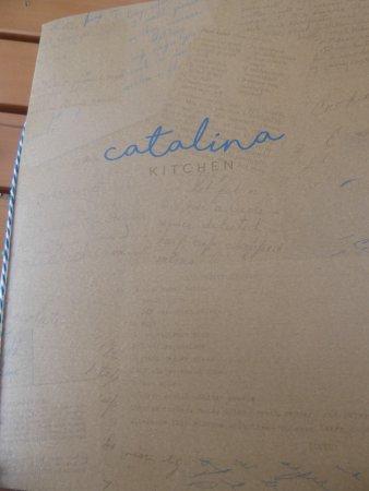 Catalina Kitchen Menu Prices