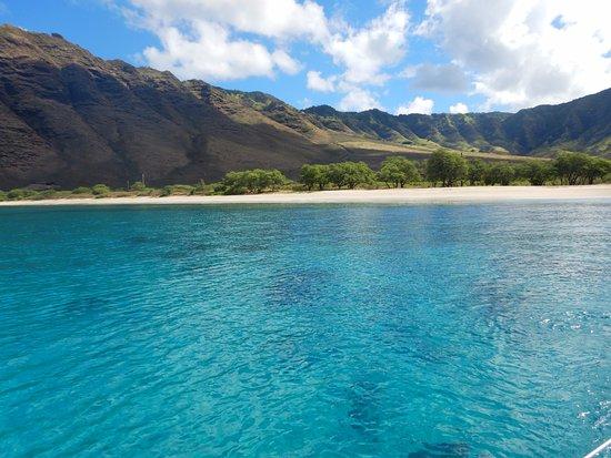 Sail Blue Hawaii Llc Makua Beach
