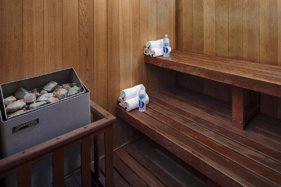 Doubletree by Hilton Hotel Los Angeles - Commerce: Sauna
