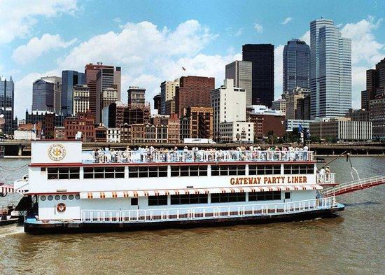 West Mifflin, Пенсильвания: Gateway Clipper Fleet