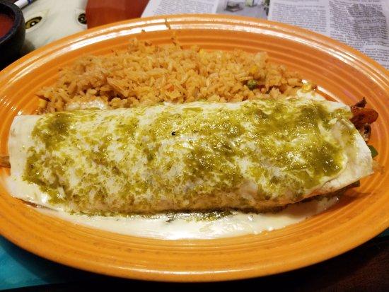 Carmel, IN: burrito