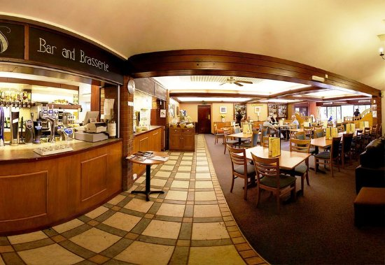 Pattingham, UK: The Earl's Bar and Brasserie