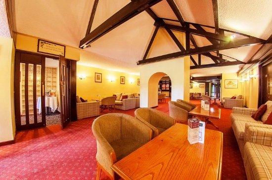 Pattingham, UK: TheKingfisher Bar