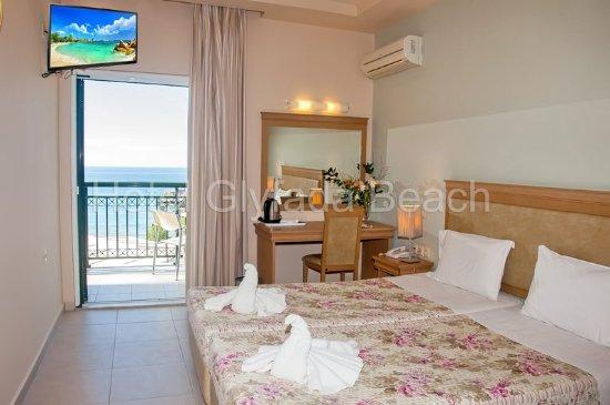 Glyfada, Greece: Double Sea View room
