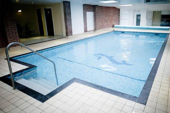 Gisburn, UK: Pool