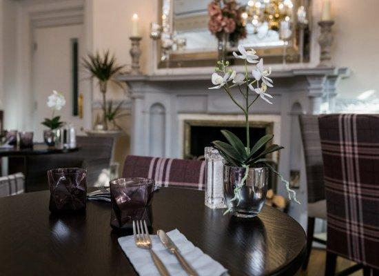 Gisburn, UK: Restaurant