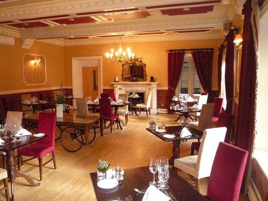 Gisburn, UK: Main Dining Room