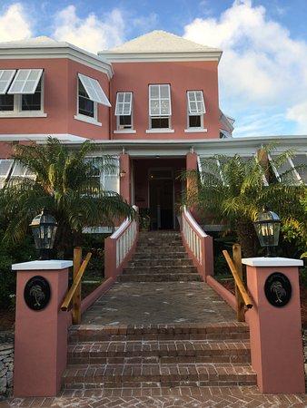 فندق رويال بامز: Entrance
