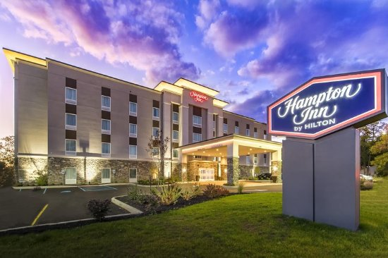 Hampton Inn Lockport - Buffalo: Hotel Exterior