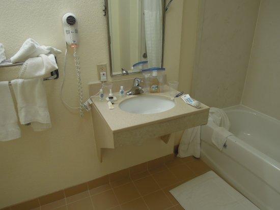 Abingdon, VA: Small sink
