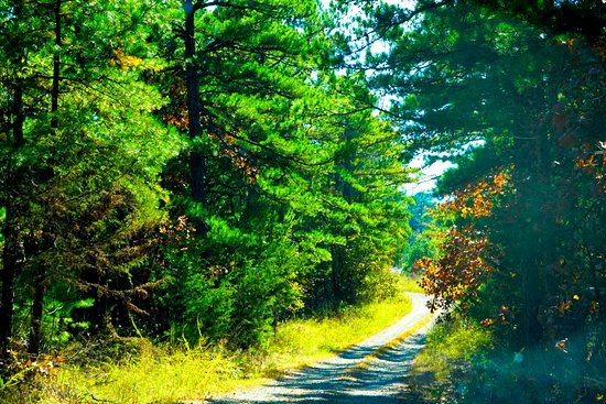 Heavener, Οκλαχόμα: On the way