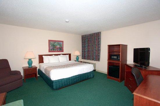 วอซอ, วิสคอนซิน: Guest Room