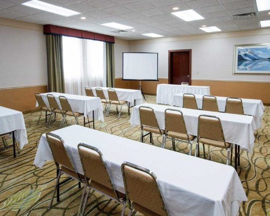 Mineral Wells, Virginia Barat: Meeting room with classroom-style setup