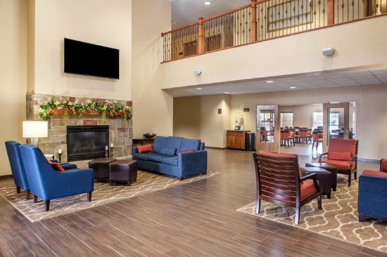 Johnson Creek, WI: Lobby