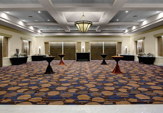 Decatur, GA: Pre-Function Area