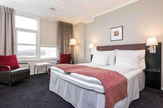 Stjordal, Norway: Spacious guest room