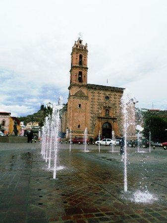 Hidalgo del Parral, Mexico: Hermosa Plaza !!