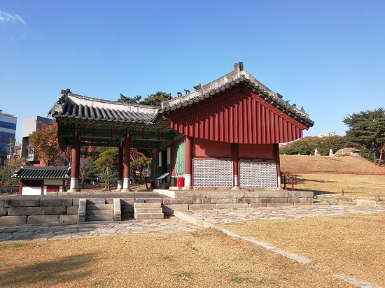 Seolleung & Jeongneung Royal Tomb