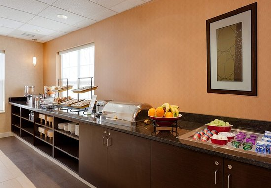 Residence Inn Merrillville: Breakfast Buffet