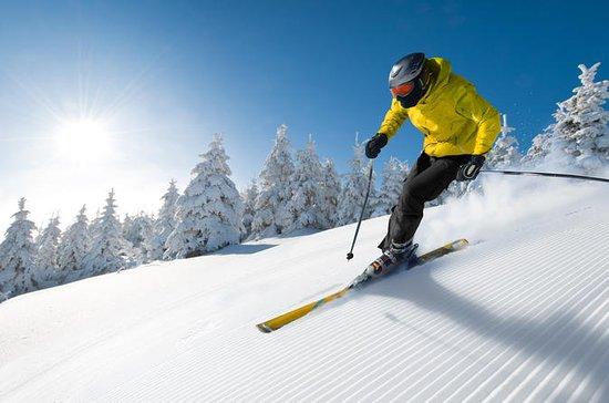 Esquí en Seúl en el Jisan Forest Resort