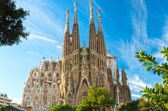 Barcelona Sagrada Familia Skip-the-Line Tour