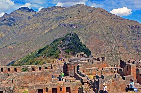 Privates, heiliges Tagestal von Cusco...