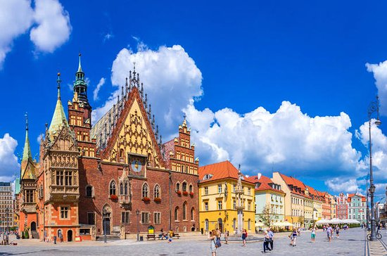 Wroclaw 1-Day Tour from Warsaw