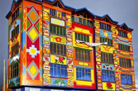El Alto und Aymara Mansions